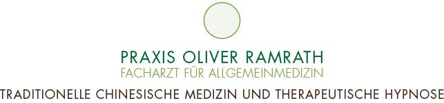 Praxis Oliver Ramrath (Facharzt für Allgemeinmedizin) - Traditionelle Chinesische Medizin und Therapeutische Hypnose Logo